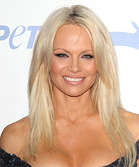 Pamela Anderson - Long Straight