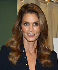 Cindy Crawford - Long Wavy