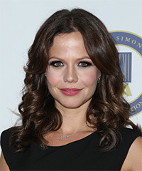 Tammin Sursok - Long Curly