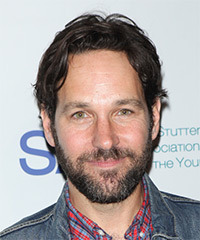 Paul Rudd - Short Straight