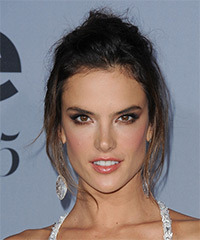 Alessandra Ambrosio Hairstyles for 2016 | Celebrity ...