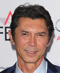 Lou Diamond Phillips  Hairstyles