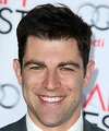 Max Greenfield Hairstyles