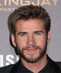Liam Hemsworth - Short Straight