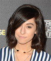 Christina Grimmie Hairstyles