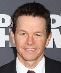 Mark Wahlberg Hairstyles