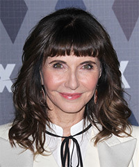 Mary Steenburgen Hairstyles