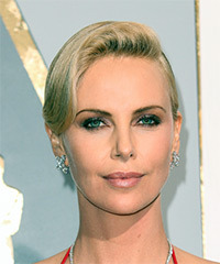 Charlize Theron - Short Straight