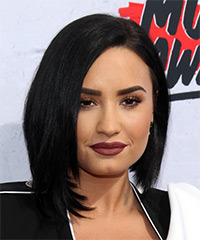 Demi Lovato - Medium Straight