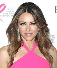 Elizabeth Hurley Hairstyles