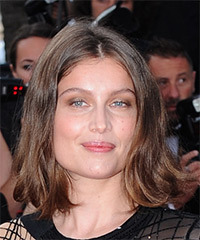 Laetitia Casta - Medium Straight