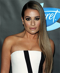 Lea Michele - Long Straight