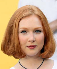 Molly Quinn - Medium Straight