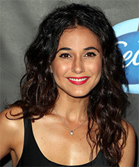 Emmanuelle Chriqui - Long Curly
