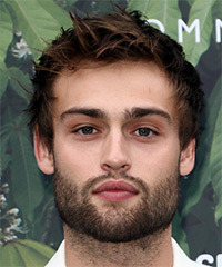 Douglas Booth Hairstyles