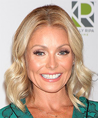 Kelly Ripa - Medium Wavy