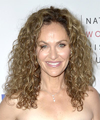 Amy Brenneman - Long Curly