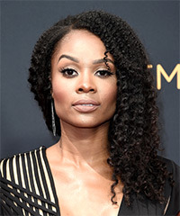 Zuri Hall Hairstyles