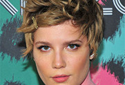 Short Wavy Casual Hairstyles