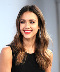 Jessica Alba - Long Wavy