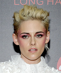 Kristen Stewart's Short Formal Hairstyle
