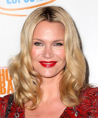 Natasha Henstridge - Medium Wavy