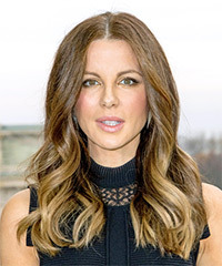 Kate Beckinsale - Long Wavy
