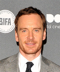 Michael Fassbender - Short Straight