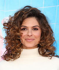 Maria Menounos - Medium Curly