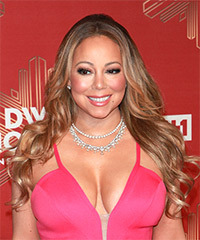Mariah Carey Hairstyles