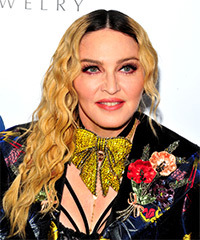 Madonna - Long Curly