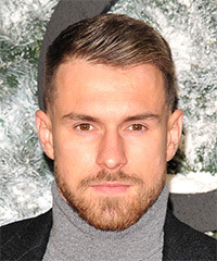 Aaron Ramsey - Short Straight