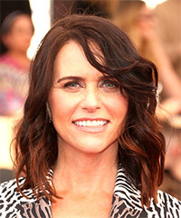 Amy Landecker - Medium Wavy