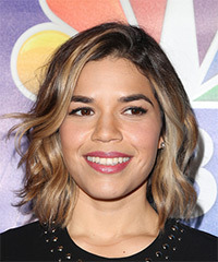 America Ferrera Cool - Medium Wavy