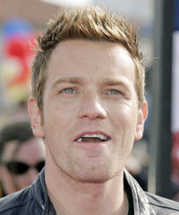 Ewan McGregor Hairstyle - click to view hairstyle information
