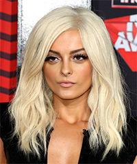 Bebe Rexha Hairstyles