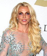 Britney Spears - Long Curly