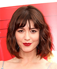 Mary Elizabeth Winstead - Medium Wavy