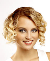 Short Curly Formal