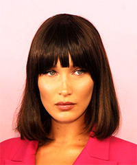 Bella Hadid Hairstyles