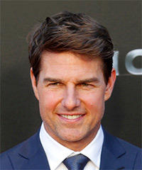 Tom Cruise - Short Straight