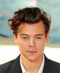 Harry Styles - Short Wavy