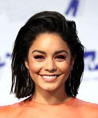 Vanessa Hudgens - Medium Straight