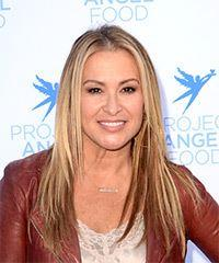 Anastacia Long Straight Casual  - Medium Blonde
