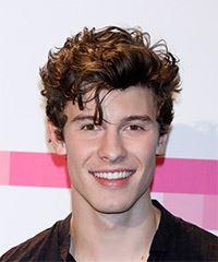 Shawn Mendes Short Wavy Casual  - Medium Brunette