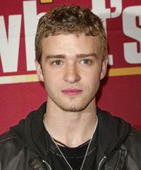 Justin Timberlake - Curly