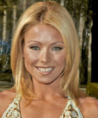 Kelly Ripa Hairstyle - click to view hairstyle information