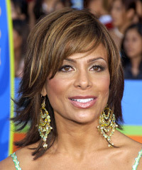 Paula Abdul Hairstyle - click to view hairstyle information