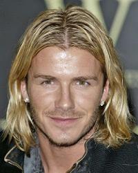David Beckham - Wavy