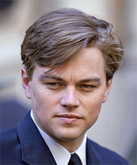 Leonardo DiCaprio Hairstyle - click to view hairstyle information